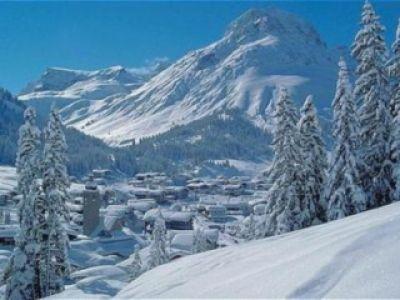 Białe szaleństwo- Lech, Austria
