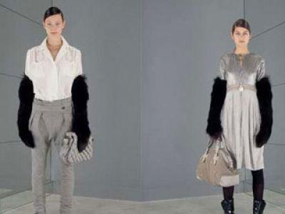 Balenciaga moda jesień 2009 / zima 2010