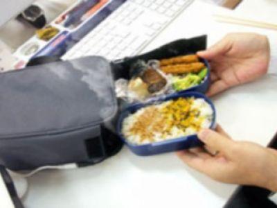 Podgrzewany lunchbox do twojego komputera