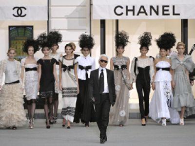 Chanel moda wiosna / lato 2009 (video)