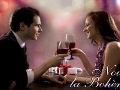 Nowa La Boheme –wyjątkowa kolacja, nie tylko dla zakochanych!