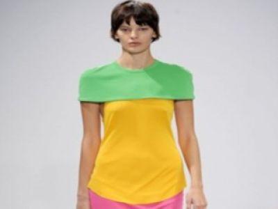 Szaleństwo kolorów- trendy 2009