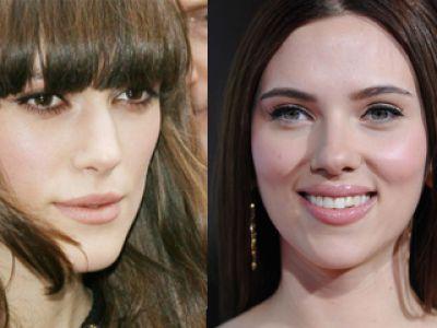 Keira Knightley, Scarlett Johansson, Katie Holmes w nowych fryzurach
