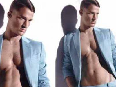 Moda męska – trendy 2009