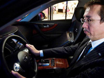 Inifiniti oraz Louis Vuitton dla motoryzacji