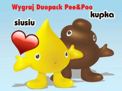 Wyraź miłość do Siusiu i Kupki!!!