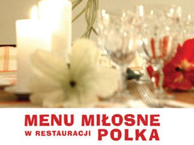 Resturacja Polka- walentynki