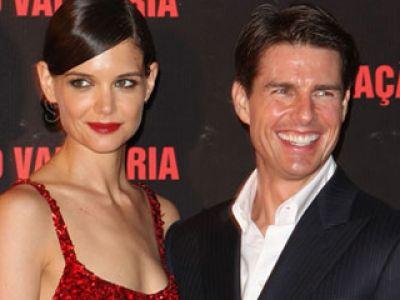Tom Cruise i Katie Holmes kłócą się o dzieci