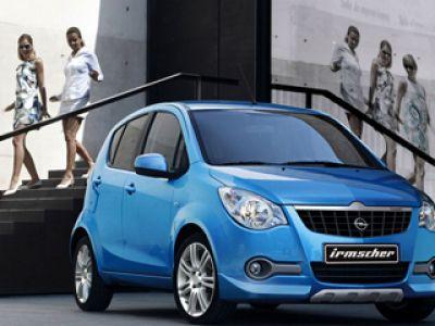 Nowy Opel Agila