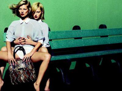 Sasha i Kate dla Longchamp