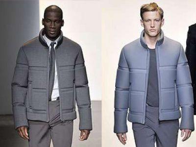 Calvin Klein – moda męska jesień / zima 2009