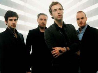 Coldplay najlepszym zespołem