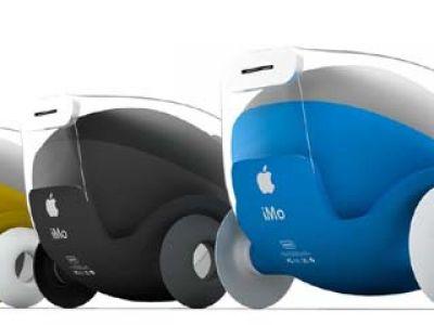 iMo pierwszy samochód Apple