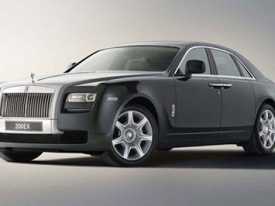 Rolls - Royce 200EX