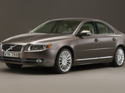 Facelifting Volvo S80