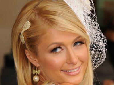 Diamentowa tablica rozdzielcza Paris Hilton