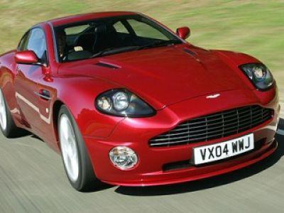 Historia Aston Martin