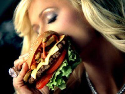 Paris Hilton i jej śmieciowe menu