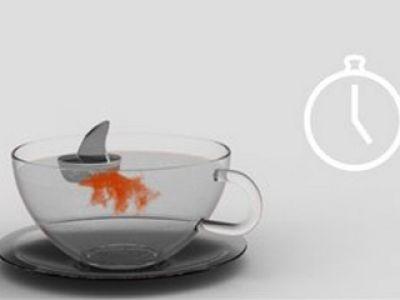 Sharky- gadżet dla miłośników herbaty