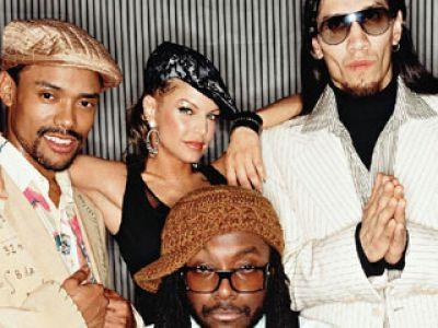 The E.N.D! Black Eyed Peas