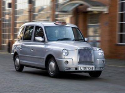 Nowa taksówka LTI TX4