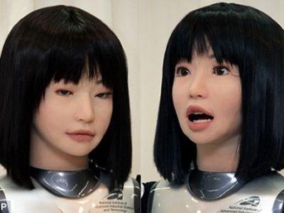 Kobieta robot HRP-4C  (video)