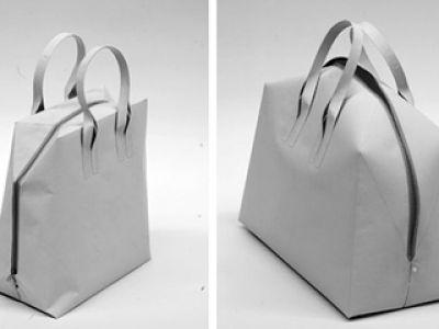 Papierowe torby Saskia Diez