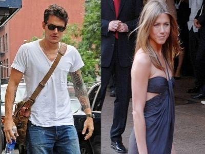 John Mayer sprzedaje brudy Jennifer Aniston