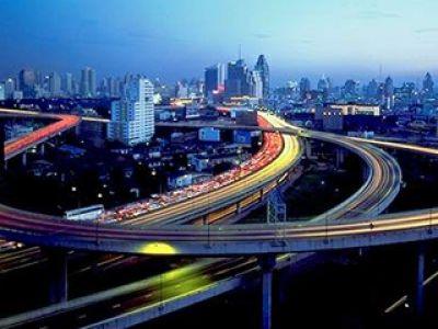 Azjatyckie miasto aniołów