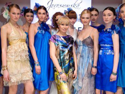 Pokaz kolekcji wiosna lato 2009 Natalii Jaroszewskiej