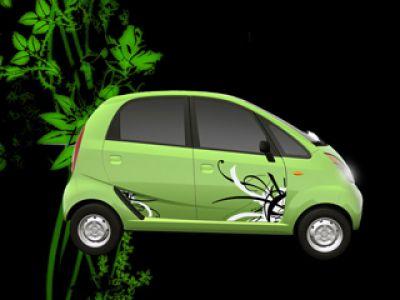 Tata Nano- najtańszy samochód świata