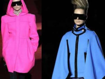 Neonowa wiosna - moda 2009