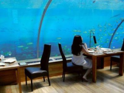 Restauracja pod wodą