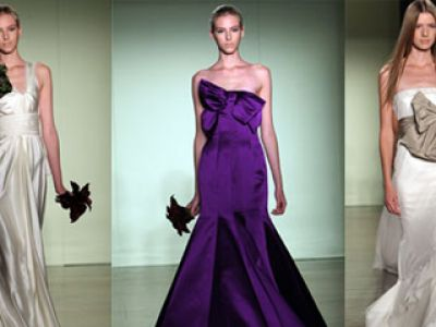 Which girl doesn't want Vera Wang