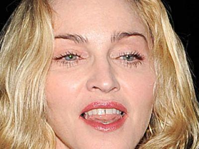 Madonna za młoda