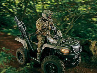 Czwarta edycja Suzuki Quad Adventure