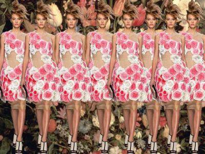 Róże – Fendi, Prada czy Zara