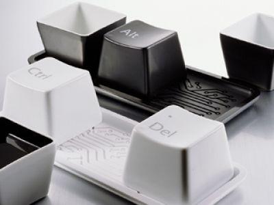 Kubki- klawisze od klawiatury