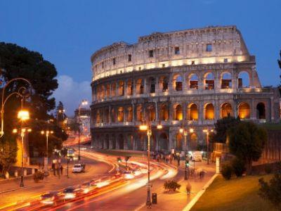 Rzym- smak włoskiego lata