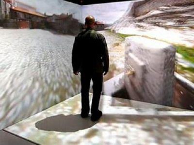 Pokój wirtualnych przeżyć (wideo)