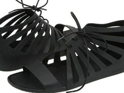 Gumowe buty na lato 2009