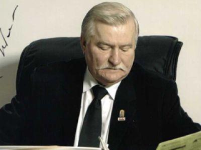 Chciwy Wałęsa?