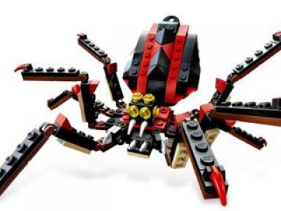 Okrutne Stwory Lego- nowa odsłona budowania