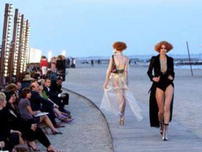 Chanel kolekcja wiosna/lato 2010