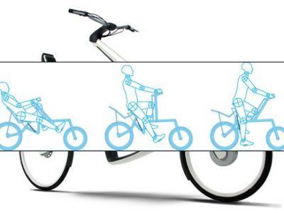 Odjazdowy rower (wideo)