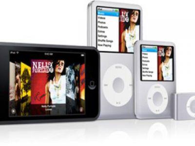 iPody – porównanie