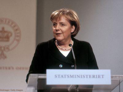 Angela Merkel najlepiej postrzeganym przywódcą europejskim