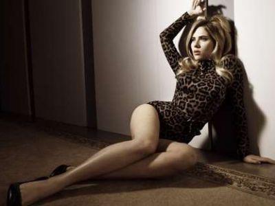Scarlett Johansson Break UP (wideo)