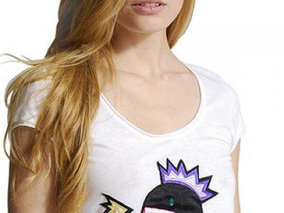 T-shirty też mogą być modne