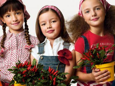 Dziecięca moda na światowe salony